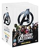 Marvel The Avengers International Coll [Reino Unido] [DVD]