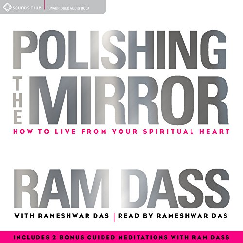 Polishing the Mirror audiobook cover art