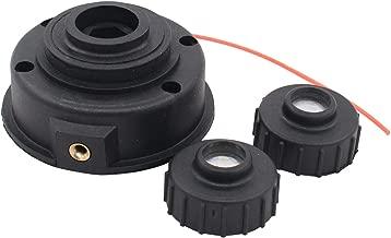 ApplianPar Trimmer Head Spool Spring and Bump Knob 7531155 791153066 for Murray M2500 M2510