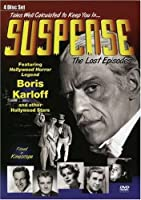 Suspense: The Lost Episodes Collection 1 [DVD] [Import]