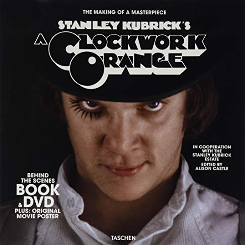 Stanley Kubrick's A Clockwork Orange. Book & DVD Set