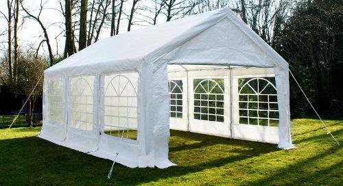 Primrose 3m x 6m Waterproof Marquee Party Tent Garden Gazebo - Heavy Duty 240g PE Canopy