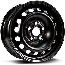 RTX, Steel Rim, New Aftermarket Wheel, 16X7, 5X120, 64.1, 50, black finish X46501