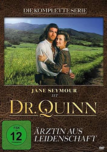 Dr. Quinn - Ärztin aus Leidenschaft Die komplette Serie (37 Discs)