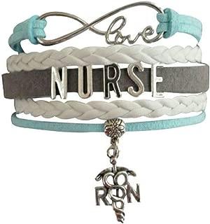 Best nurse charm bracelet Reviews