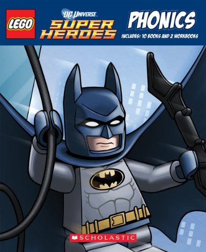 Phonics Boxed Set (LEGO DC Super Heroes)