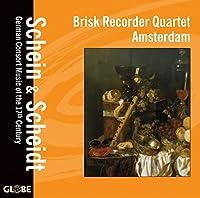 German Consort Music of the 17th Century