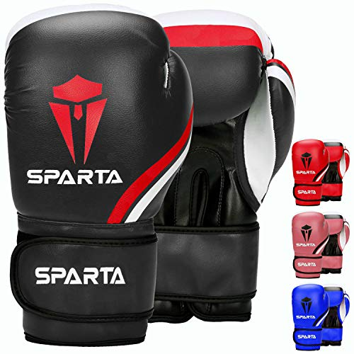Boxing Gloves for Training, Muay Thai, Sparring, Kickboxing,...