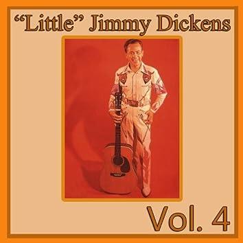 """""""Little"""" Jimmy Dickens, Vol. 4"""