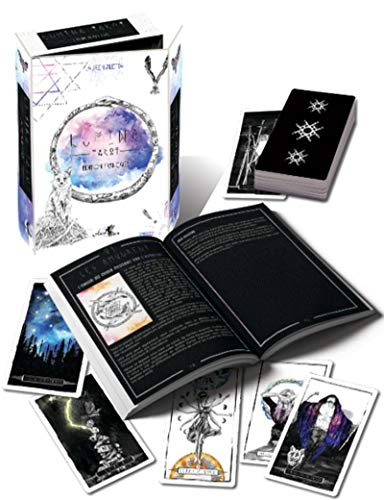 Lumina Tarot (Coffret): CONTIENT UN TAROT DE 78 CARTES UN LIVRE EXPLICATIF EN COULEURS DE 192 PAGES ET