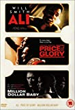 Ali/Million Dollar Baby/Price of Glory