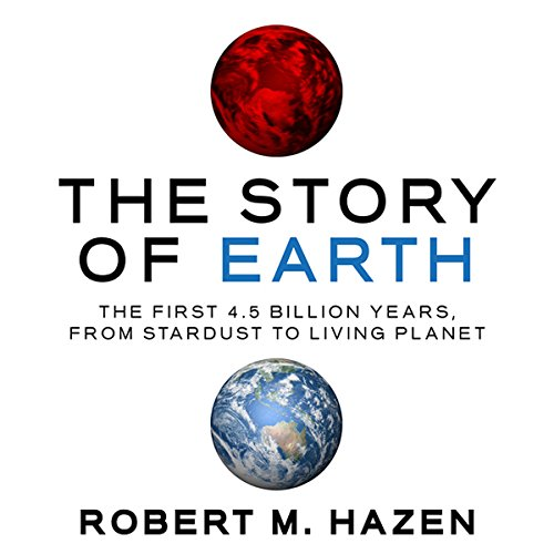 The Story of Earth audiobook cover art