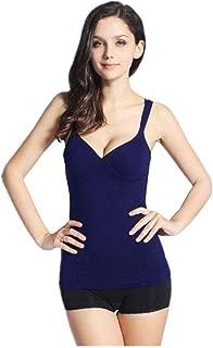 Women's Light Control Cami Shaper Waist Tummy Slimmer Tank Top