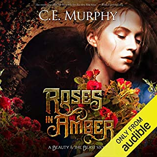 Roses in Amber audiobook cover art