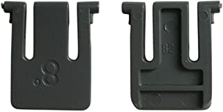 BAQI - Soporte de pie para teclado inalámbrico Logitech K270 K260 K275 K200 (2 unidades)