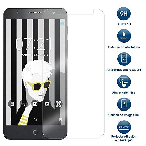 MovilCom® - Protector Cristal Templado Alcatel Pop 4 Plus- 5 .5