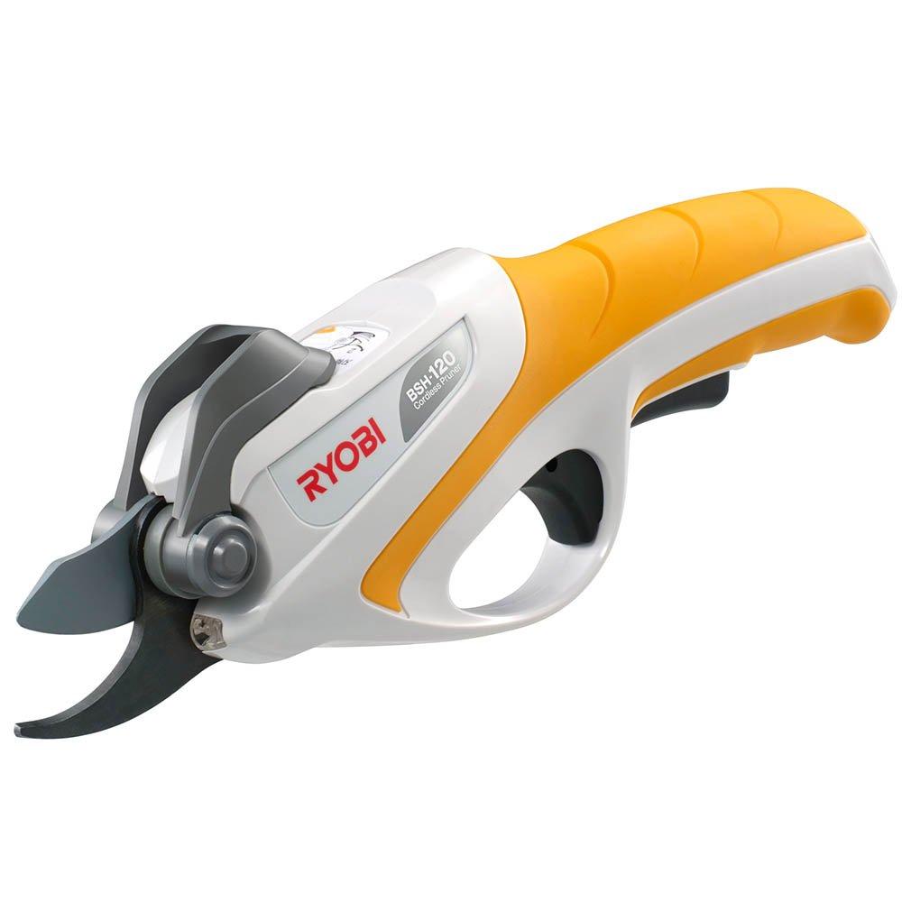 RYOBI rechargeable pruning shears BSH 120