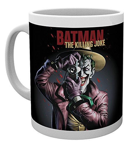 GB Eye Ltd, Batman Comic, Killing Joke Portrait, Tazza de Ceramica