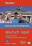 Deutsch rapid, 2 Audio-CDs m. Begleitbuch, Deutsch-Polnisch: Selbstlernkurs Deutsch für Anfänger. 2 CDs, 1 Lehrbuch (120 S., ilustr.), 1 Grammatikbogen