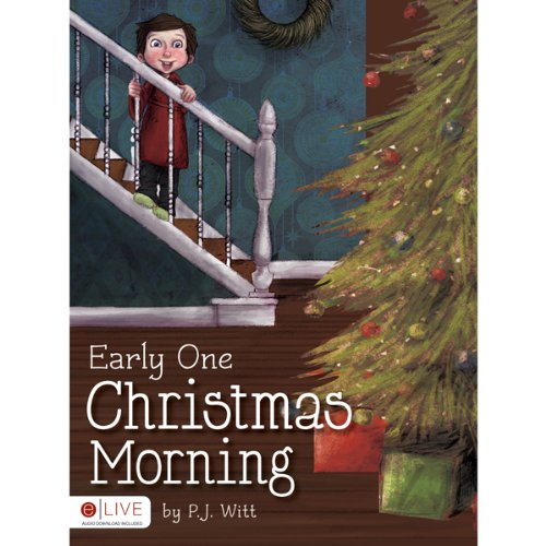 Early One Christmas Morning audiobook cover art