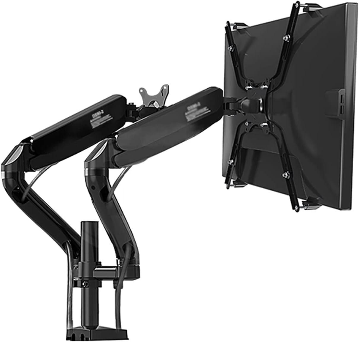 Austin Mall YAOLUU Monitor Max 54% OFF Arms Stands Sta Mount Desk Dual