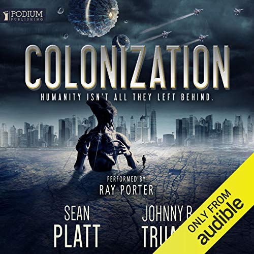 Colonization  By  cover art