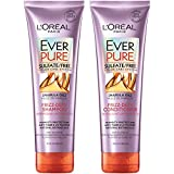 Best Frizz Shampoos - L'Oreal Paris Hair Care EverPure Frizz Defy Sulfate Review