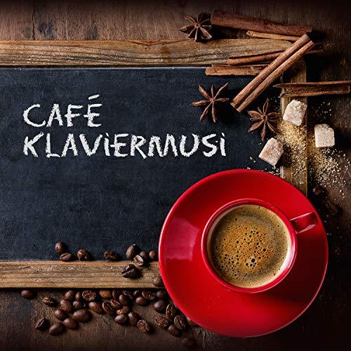 Café Klaviermusik: Entspannende Musikmusik für romantisches Abendessen, Kaffeepause, Mittagessen, Lounge Hintergrund