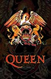 Queen Fahne Crest 66 x 105 cm