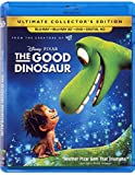 The Good Dinosaur (3D + BD + DVD + Digital) [Blu-ray]