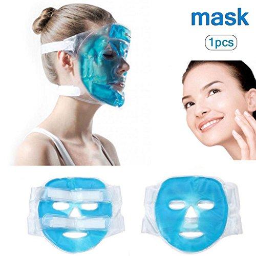 KiGoing Máscara Belleza Bolsa Hielo Fría Bolsa Agua