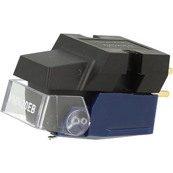 Audio-Technica VM520EB Dual Moving Magnet Elliptical Bonded Stereo Turntable Cartridge