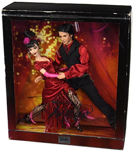 Tango Barbie and Ken - Limited Edition - FAO Schwarz