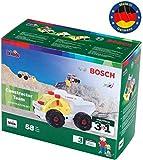 Theo Klein 8792 Bosch Konstruktionsset, 3 in 1 Constructor Team, Multicolor
