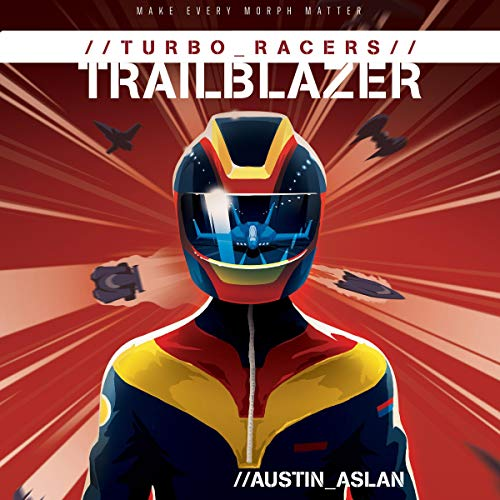 Turbo Racers: Trailblazer audiobook cover art