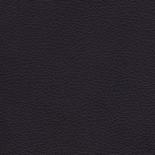 2R Tessuto Ecopelle al Metro Finta Pelle Eco Pelle (Nero CM 44X200)