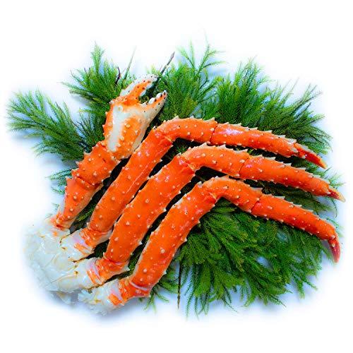 タラバガニ 脚 天然 ボイル たらば蟹 足 特大 訳あり 良品選別済 (1.5kg入 2肩)