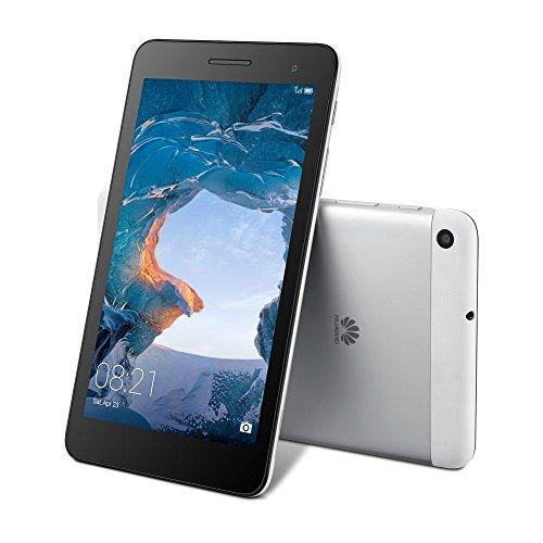 『Huawei 7インチ タブレット MediaPad T1 7.0 シルバー ※LTEモデル RAM 1G/ROM 8G【日本正規代理店品】』のトップ画像