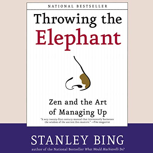 Couverture de Throwing the Elephant