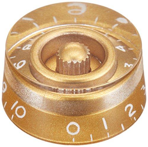 SCUD スピードノブ、ミリサイズ ゴールド KG-110