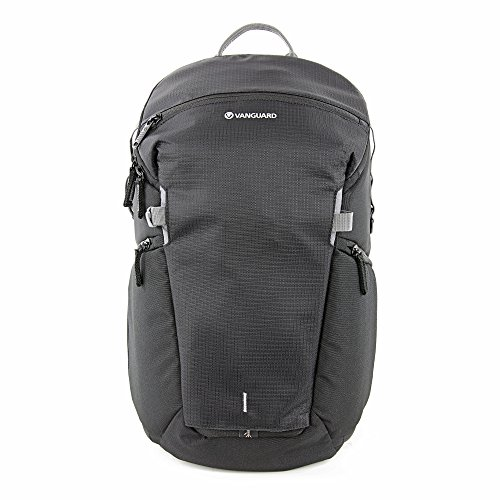 Vanguard Veo Discover 46 Borsa in Nylon/Poliestere, Interno Staccabile, Nero