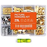 Hongway 276pcs Picture Hanging Kit, Picture...