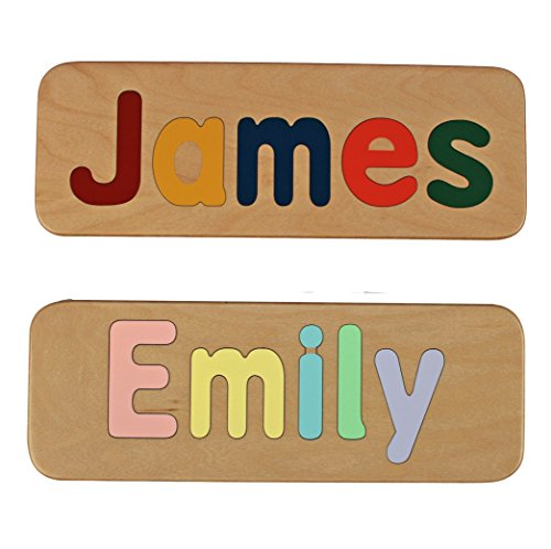 Personalized Name Puzzle by J and P Wood...