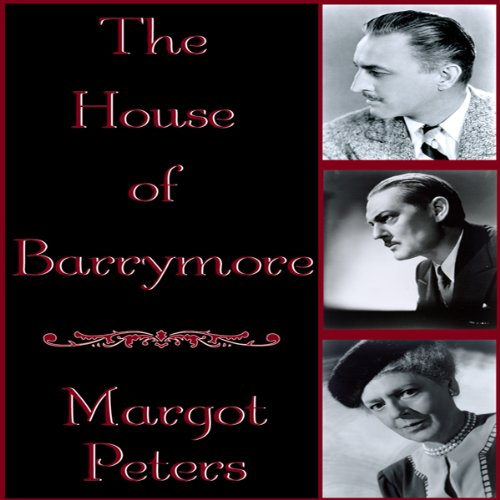 The House of Barrymore audiobook cover art