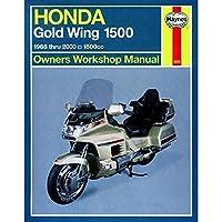 ヘインズ Haynes マニュアル 整備書 英文 88年-90年 GL1500 ゴールドウイング 701018 M2225