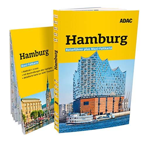 Price comparison product image ADAC Reiseführer plus Hamburg: mit Maxi-Faltkarte zum Herausnehmen