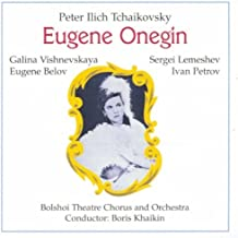 Ladies and gentleman, take your places, please (Eugene Onegin)