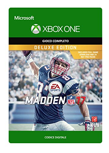 Madden NFL 17: Deluxe   Xbox One - Codice download