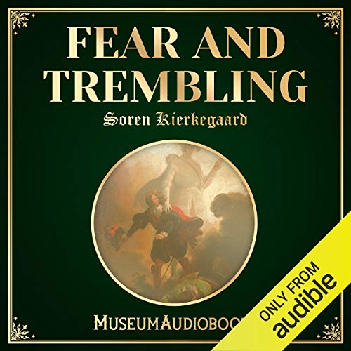 Couverture de Fear and Trembling