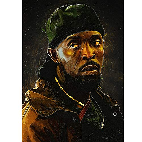 ClifeDesign Omar Little Poster The Wire Poster Print Unframed (15' x 21')